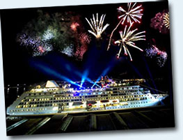 Princess Cruises for New Years