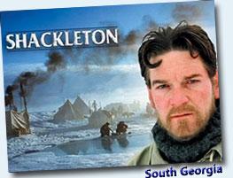 Shackleton's home in 1916