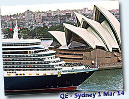 Cunard Cruise Sale Week on now!