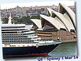 Cunard Cruise Sale Week on now!