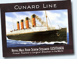 Lusitania Commemoration