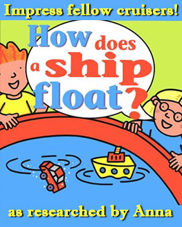 How does a Ship Float