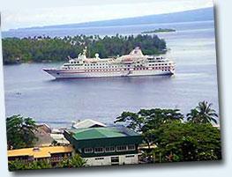 Gizo, Solomon Island