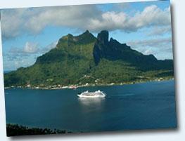 35-night Hawaii & Tahiti