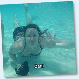Carli - Carnival Spirit