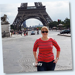 Kirsty - Queen Mary 2