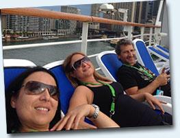 Happy Cruise Snaps