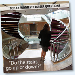 Top 12 Funniest Cruise Questions
