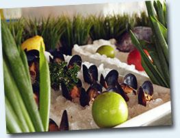 Carnival's new seafood corner - Freshies