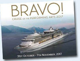 Bravo! A Cruise of the Performing Arts