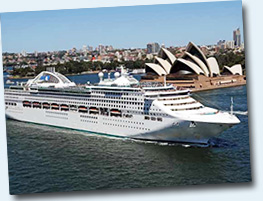 Princess Cruises Round World Cruise 2019 Release