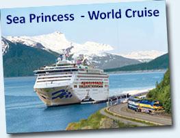 Princess Cruises Round World Cruise 2020 Release