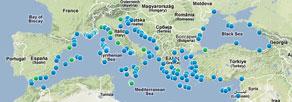 Explore 156 ports in Google Maps